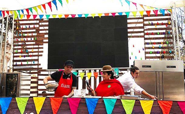 Ñam Bolivia 2019: Cambiemos el Mundo Comiendo