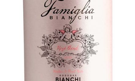Bodegas Bianchi presenta su primer rosé