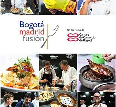 Bogotá Madrid Fusión 2019