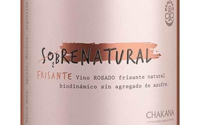 Sobrenatural Frisante Rosado, nuevo integrante de Chakana