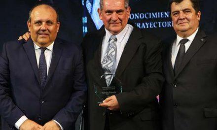 Familia Bianchi premiada por su trayectoria
