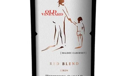 Old Vineyard Red Blend 2018, lo nuevo de Humberto Canale