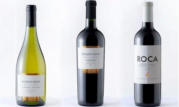 Nuevos vinos de la Bodega Alfredo Roca