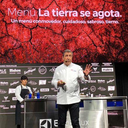 Madrid Fusión 2020     La complejidad de lo simple