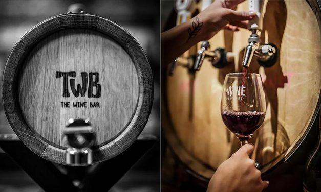 The Wine Bar, el vino desde el barril