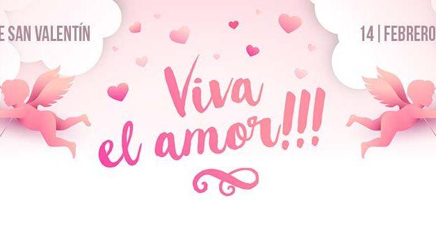 ¡Viva el amor!