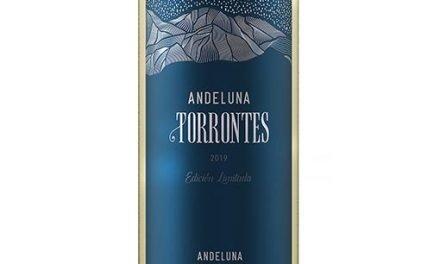 Andeluna se renueva con su Torrontés 2019