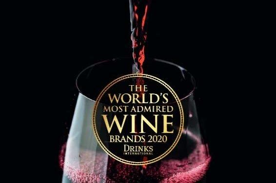 Catena Zapata, la marca de vinos más admirada del mundo del 2020, según Drinks International
