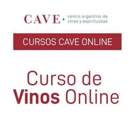 Curso de vinos online en CAVE
