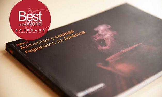 """Premiación internacional para """"Alimentos y cocinas regionales de América"""""""