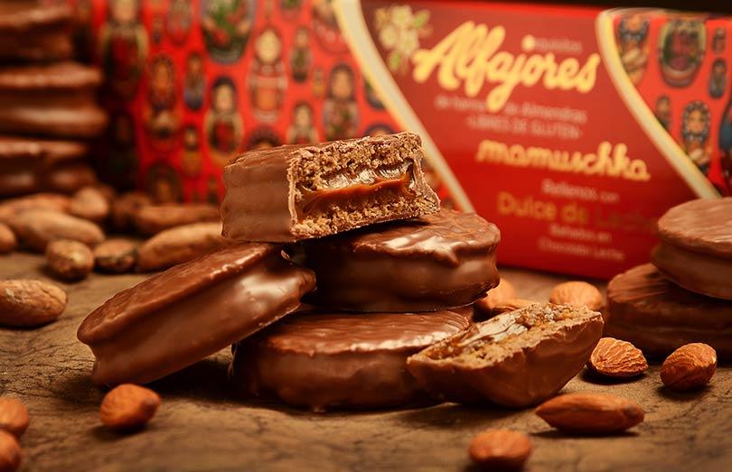 Mamuschka: el mejor chocolate argentino, sin TACC