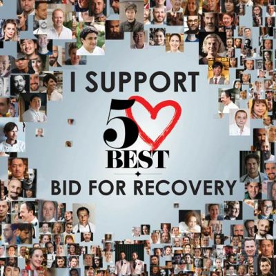50 Best Bid for Recovery