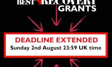 50 Best Recovery | Grant Application is open!