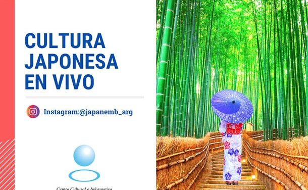 Embajada de Japón: Te con letras y teatro
