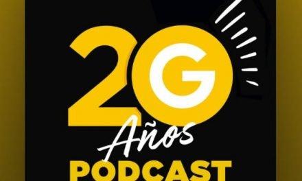 A 20 años podcasts