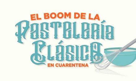 El boom de la pastelería clásica en cuarentena