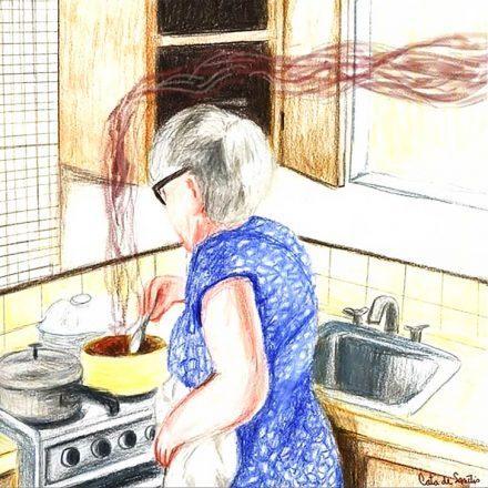 La cocina recuperada