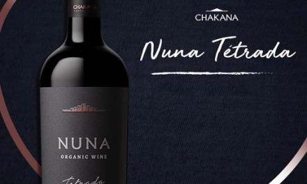 Chakana Nuna Tétrada para celebrar a la Pachamama