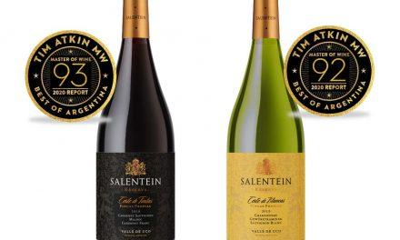 Salentein lanza Corte de Tintas y Corte de Blancas