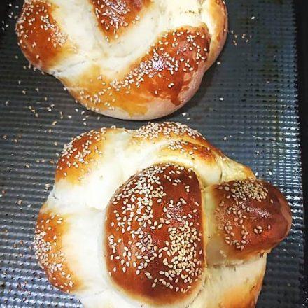 Comer en Rosh Hashaná