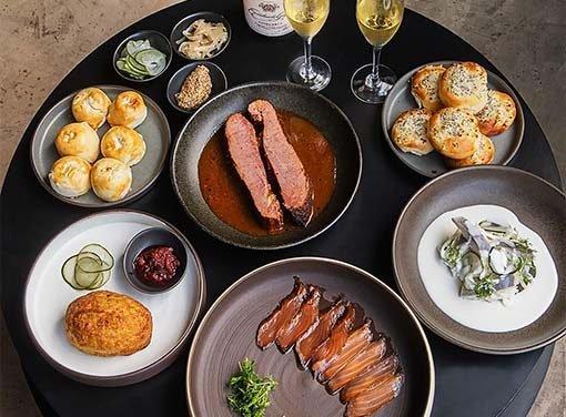June | Cocina judía, pura tradición