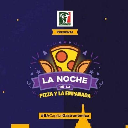 Hoy 22 de septiembre, noche de pizzas y empanadas
