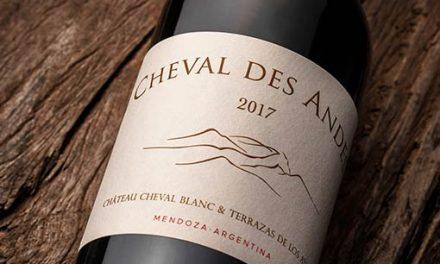 Cheval des Andes presenta la añada 2017