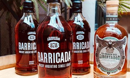 Barricada, un whisky 100% argentino