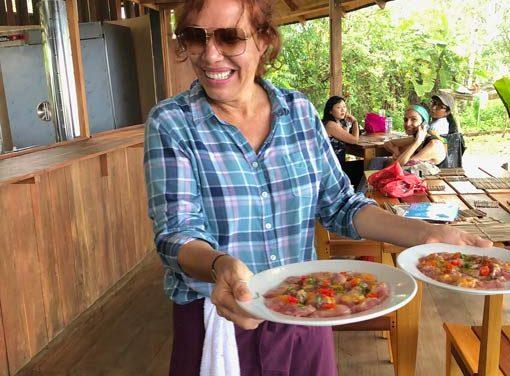 Leonor Espinosa Estrella Damm Chefs' Choice Award