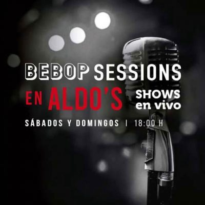 Dic   Bebop Sessions en Aldo's