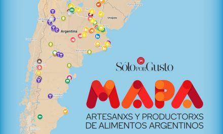 Mapa de Artesanos y Productores de Alimentos Argentinos SPG