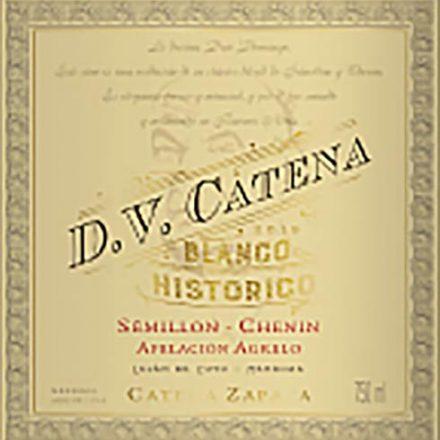 DV Catena Blanco Histórico 2019