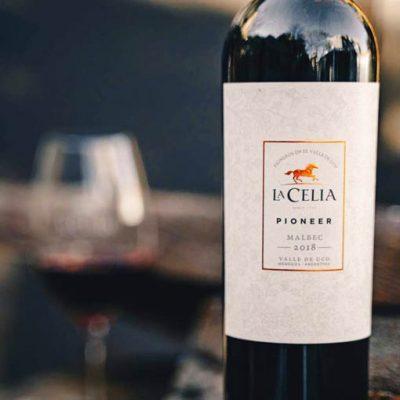 En el día del vino argentino La Celia es pionera