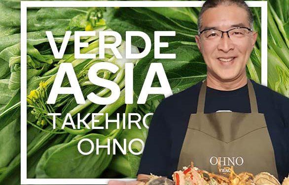 Verde Asia, vegetales versión Ohno