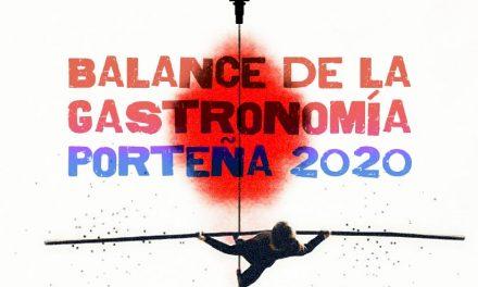 Balance de la gastronomía porteña 2020