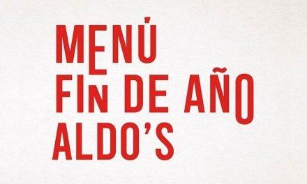 Menú de Fin de Año en Aldo's