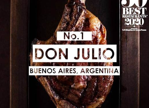 Latin America's 50 Best Restaurants 2020