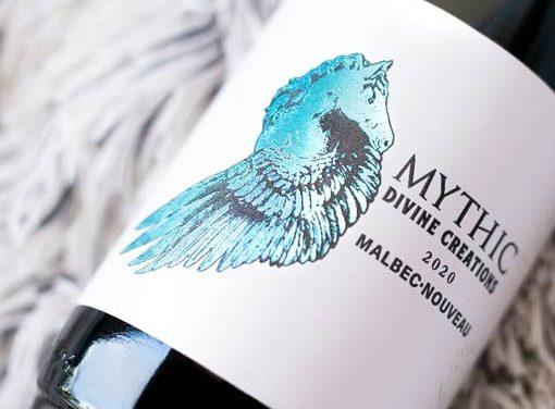 Mythic Divine Creations Malbec-Nouveau 2020