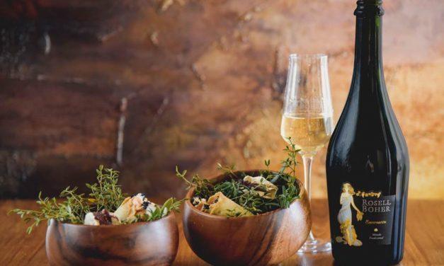 Rosell Boher Lodge presenta su nuevo menú de Siete Momentos