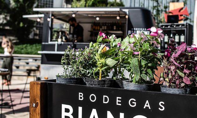 Wine Truck Bodegas Bianchi Experience