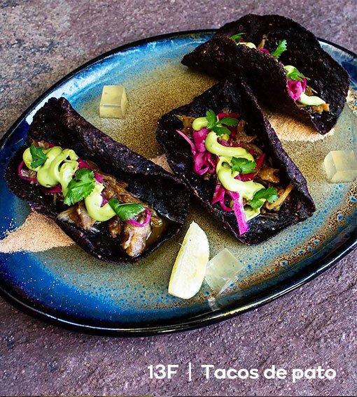 restaurante-13-fronteras-tacos-de-pato