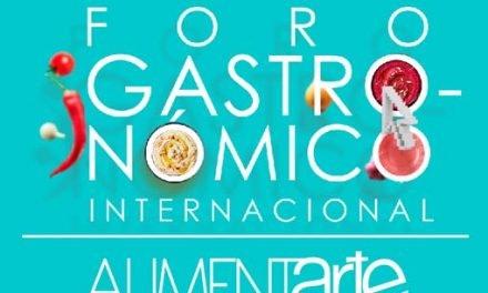 Sexta edición del Foro Gastronómico Internacional Alimentarte