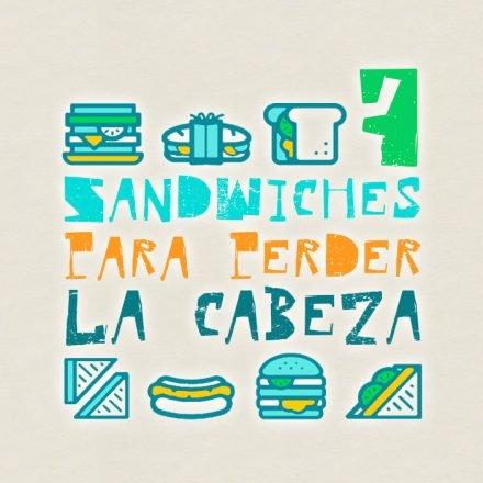 7 sándwiches para perder la cabeza