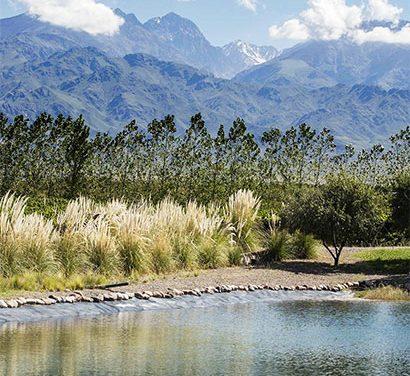 Terrazas de los Andes 100% sustentable
