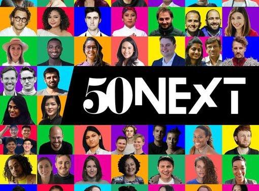 Tres jóvenes latinoamericanos entre los 50 Next de los 50 Best