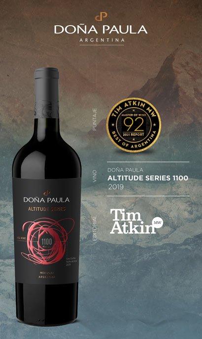 Doña Paula, Altitude Series 1100