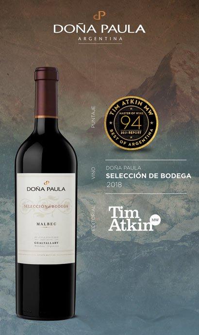 Doña Paula, Selección de Bodega