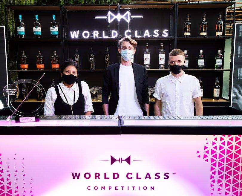 Flavia Arroyo, Santiago Elkin y Fran Vacalluzo, finalistas de World Class Argentina