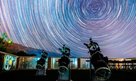 Astroturismo en Villa de Merlo