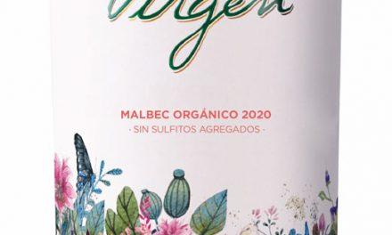 Un malbec 100% orgánico y sin sulfitos agregados de Domaine Bousquet